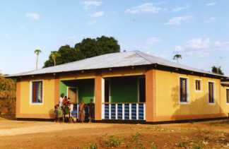 family house in Liputu