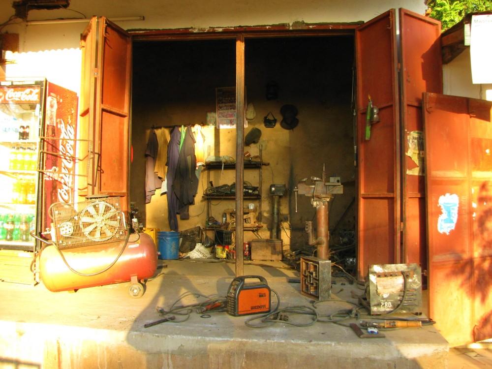 13 welding workshop