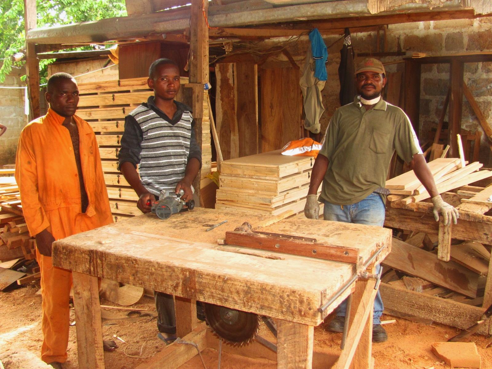 Tools For Work Masasi